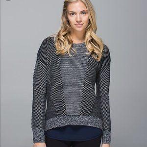 Lululemon Yogi Crew Neck Sweater